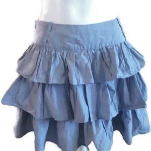 Rachael & Chloe | pretty layered ruffle skirt